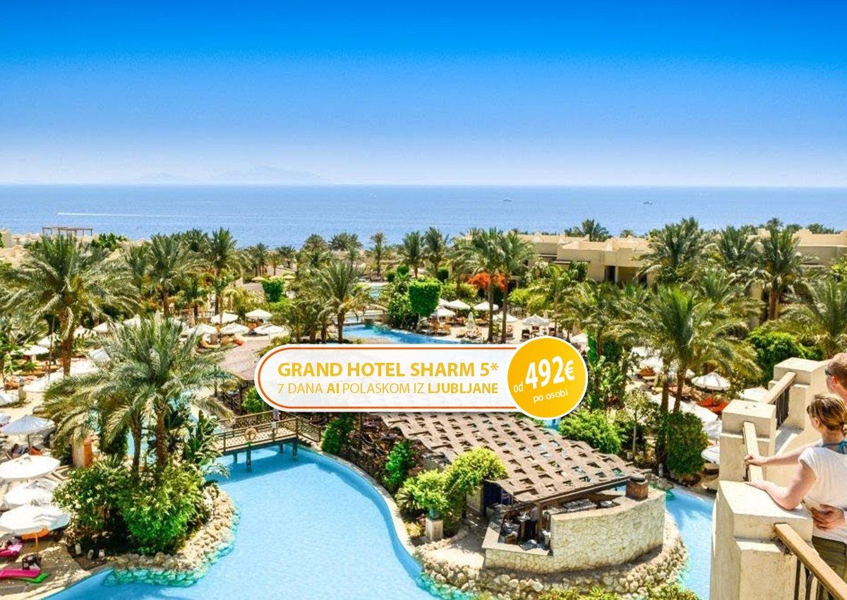 Čarobni Sharm